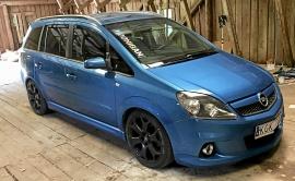 Opel Zafira äkta Opc 2,0 turbo