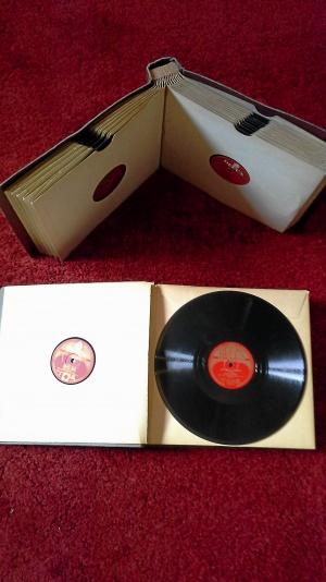 Bing Crosby 78V Stenkakor