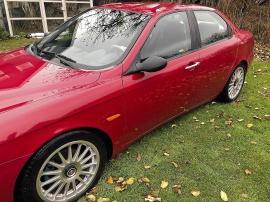 Alfa Romeo 156 2,0 TS