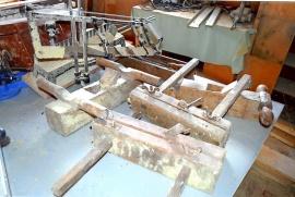 Gamla träverktyg