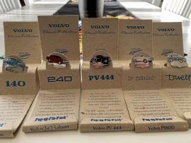 Volvo Pins