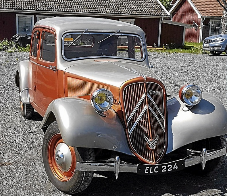 Citroën 11 BL Sport