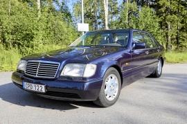 Mercedes-Benz S 600L