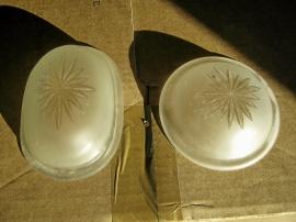 Antika / Gamla lampglas