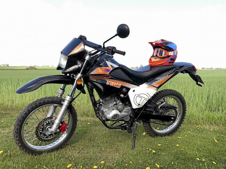 TMS OFFROAD 50