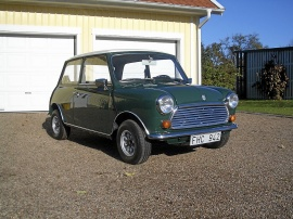 BMC Mini 1000 saloon