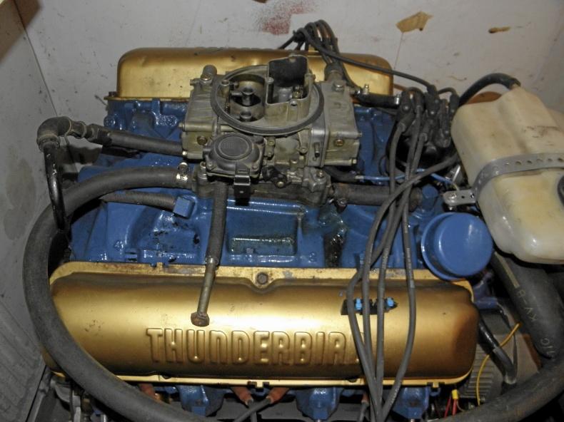 Ford 390 Motor -64