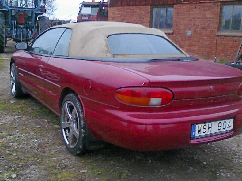 Chrysler Cab