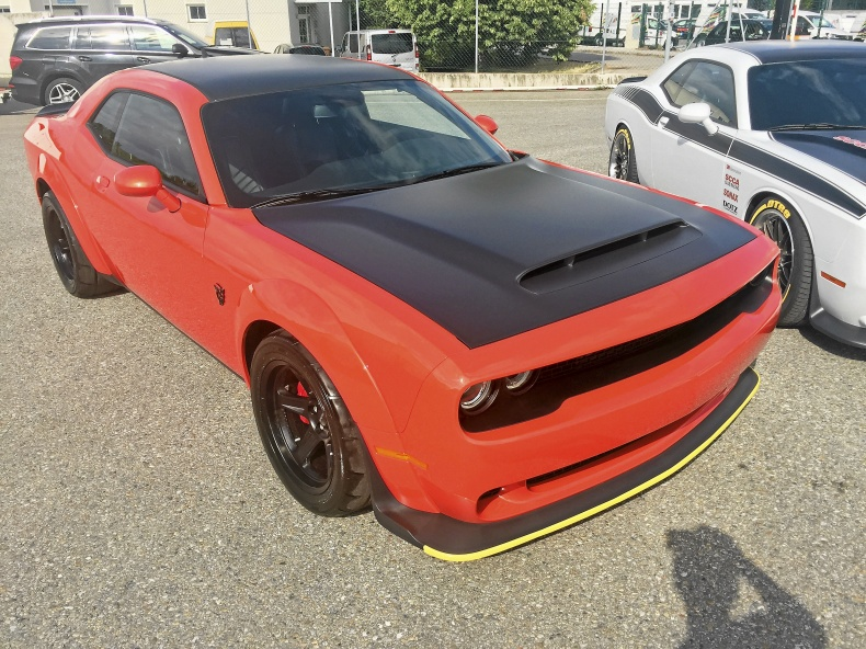 Dodge SRT DEMON