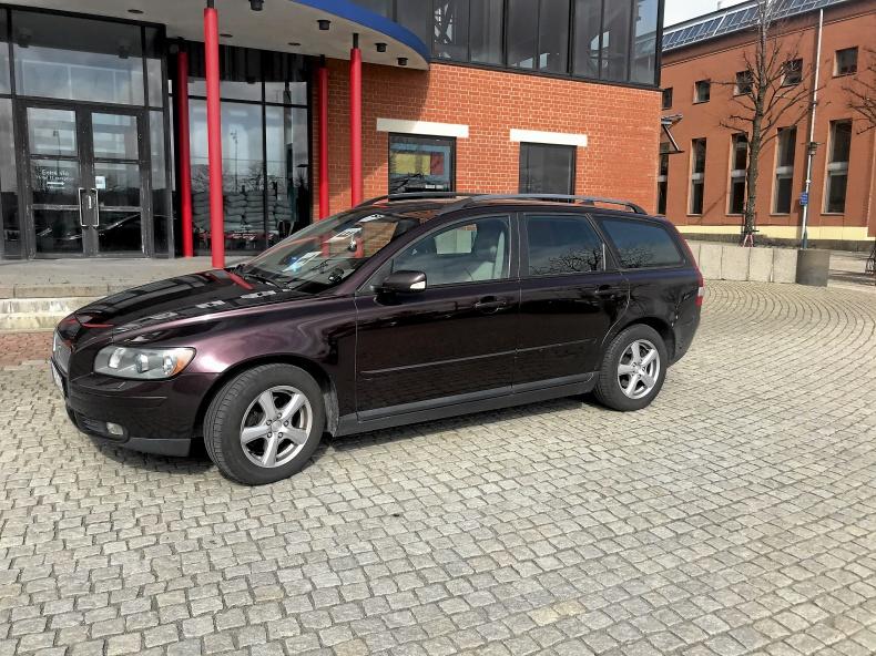 Volvo M +V50 Flexifuel