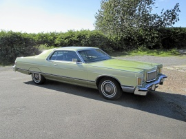 Mercury Grand Marquis -76