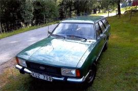 Ford Taunus GL Kombi