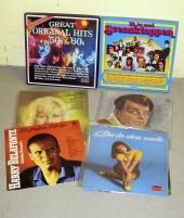 LP samling