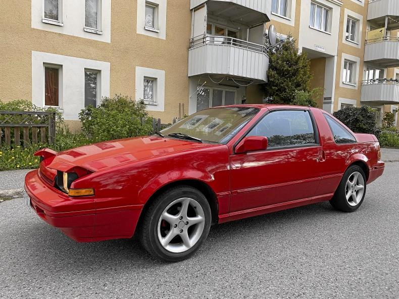 NISSAN PULSAR 1,6 Targa 124 hk