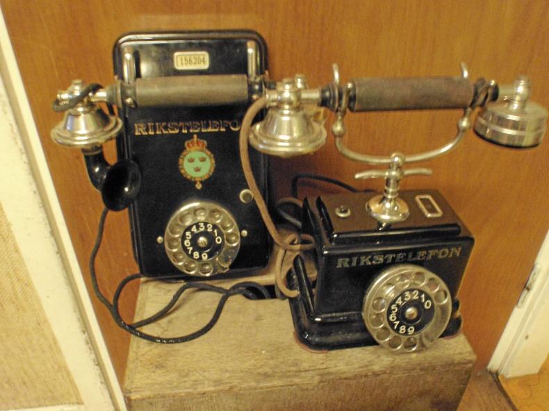 Äldre Telefoner