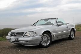 Mercedes 320 SL