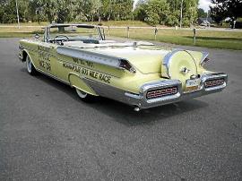 Mercury Turnpike Cruiser Convertible