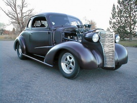 Chevrolet Coupe HOT ROD