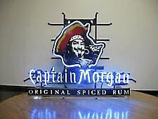 Neon Skylt Capten Morgan