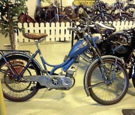 Moped Monark