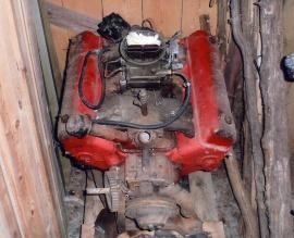 Motor 292 Ford