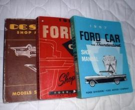 Ford litteratur
