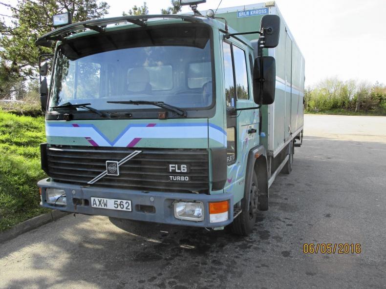 Volvo FL 610 4x2
