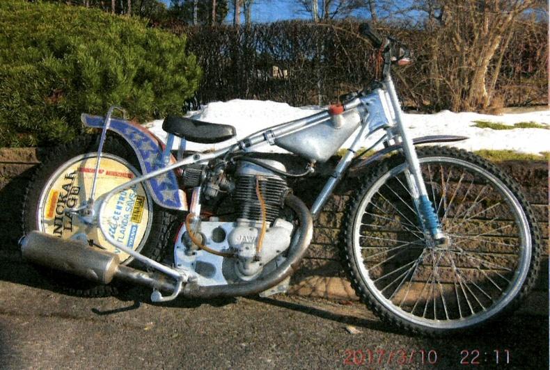 mobile_ Speedwaycykel