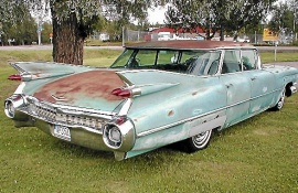 Cadillac Serie 62 Flattop