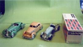 Modellbilar
