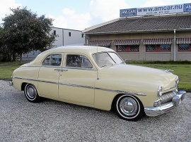 Mercury Montclair 4-dr. 1950