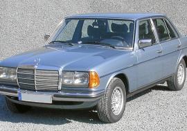 mobile_Mercedes 300D W 123 eller W 124