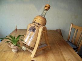 En äkta Vodkaflaska