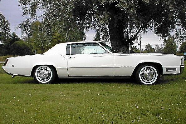Cadillac Eldorado Coupé