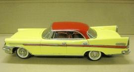 Plåtbil Chrysler 1957 by Alps Made in Japan