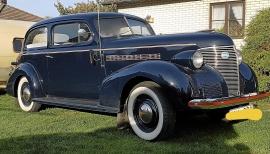 Chevrolet Master Deluxe