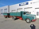 mobile_ Scania-Vabis L75 46 150 med tippsläp