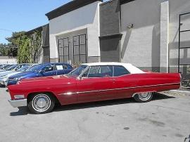 Cadillac De Ville V8 429 Cab All utr