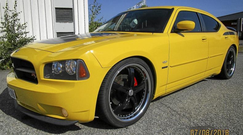 Extremt Fin Dodge Charger RT Daytona Special 400hk