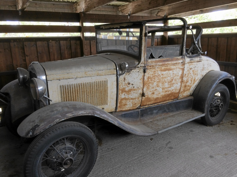 Ford A Convertible