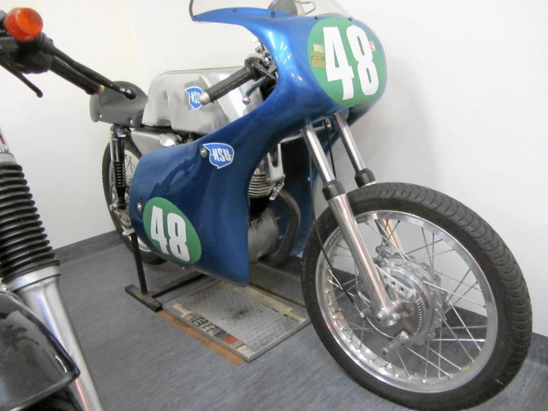 NSU TT 250