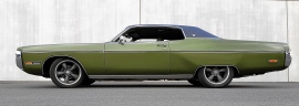 Plymouth Fury Coupe