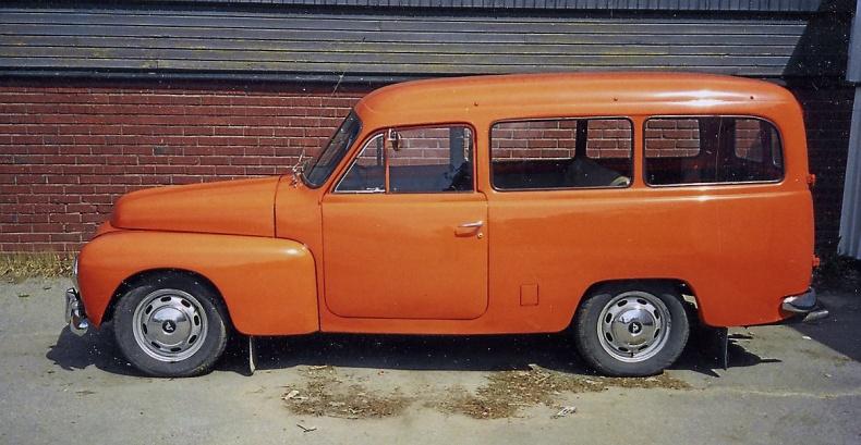 Volvo 210 Duett