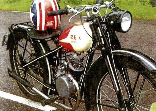 mobile_ Rex Speedy 125 cc