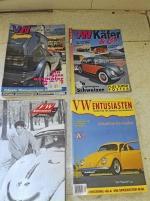 VW-tidningar