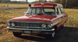 Ford Galaxie hgv