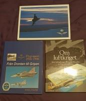 böcker om Flygvapnet