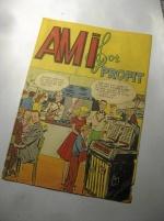 AMI jukebox reklam serietidning 1959