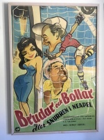 Bioaffisch Bollar & Brudar