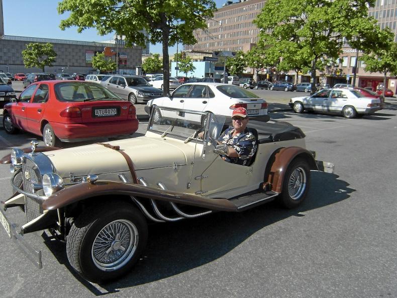 1929 Mercedes-Benz Replica
